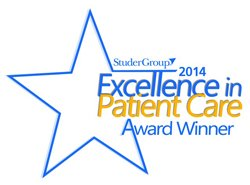 StudorGroup Excellence in Patient Care Award Winner