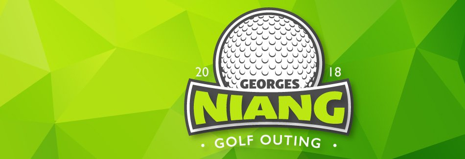 2018 Georges Niang Golf Outing Banner