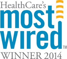 Health Care's Most Wired Winner 2014