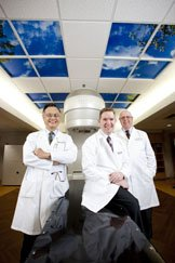 TrueBeam in the Bliss Cancer Center at Mary Greeley Medical Center