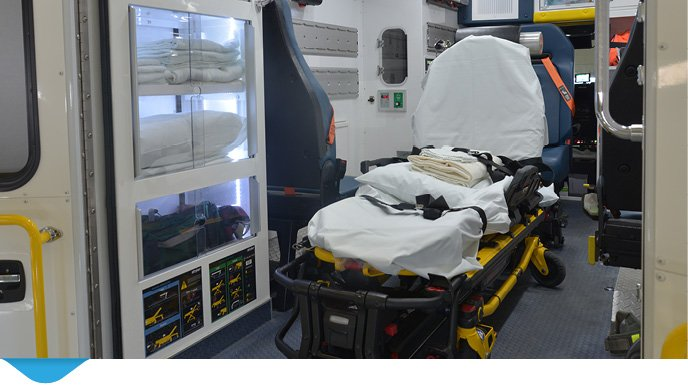 Health Connect Spring 2019: A Better Ambulance Cot Loader