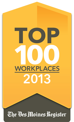 Top 100 Workplaces