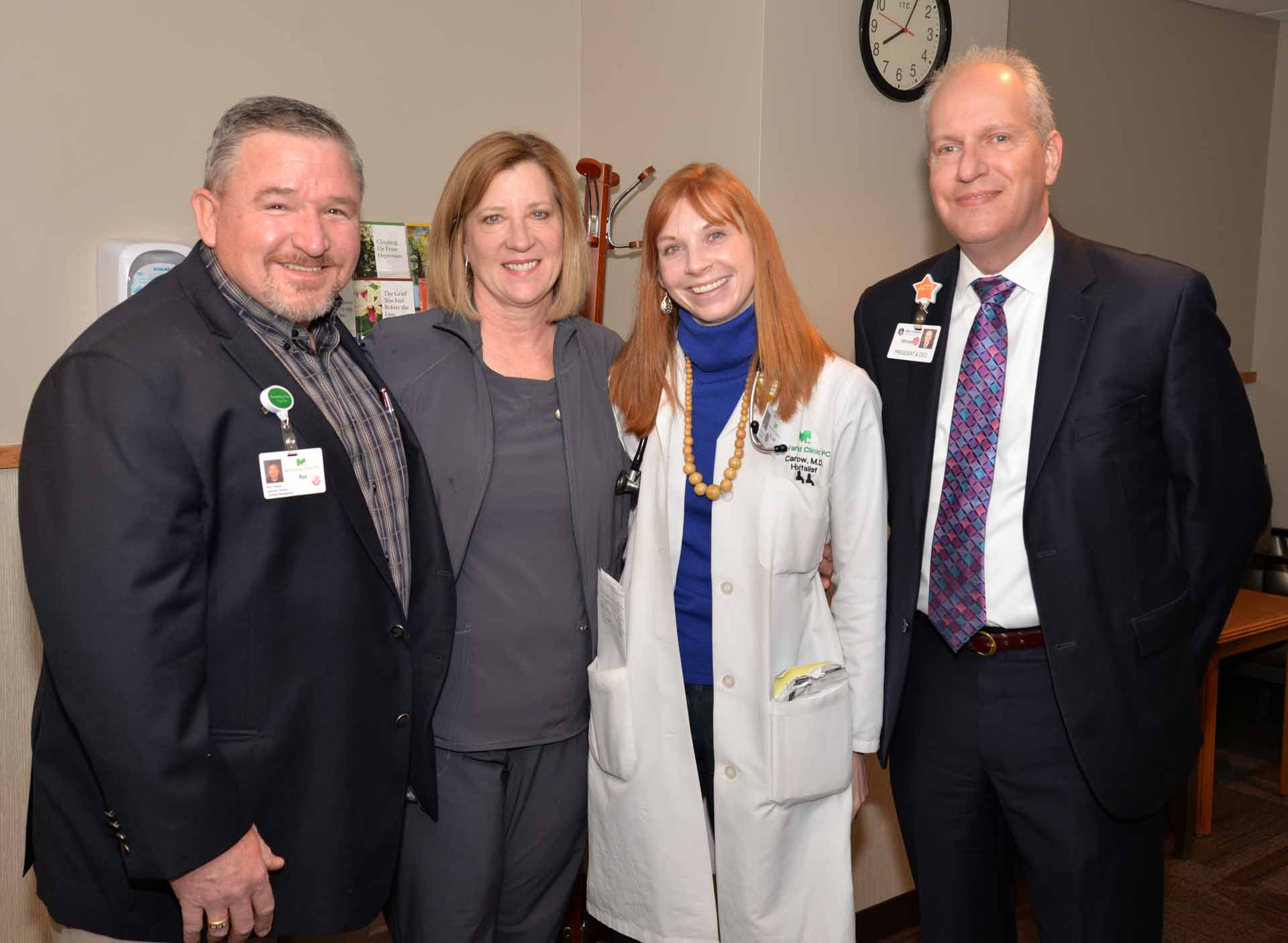 Dr. Cari Low Recognized for Extraordinary Care
