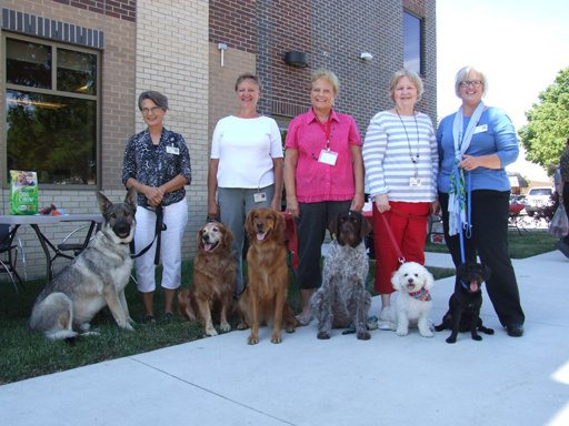 PET therapy at Mary Greeley Medical Center
