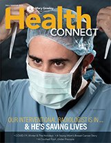 Health Connect Cover Fall-Winter 2020