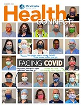 Health Connect Cover Spring-Summer 2020
