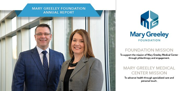 Mary Greeley Foundation Annual Report
