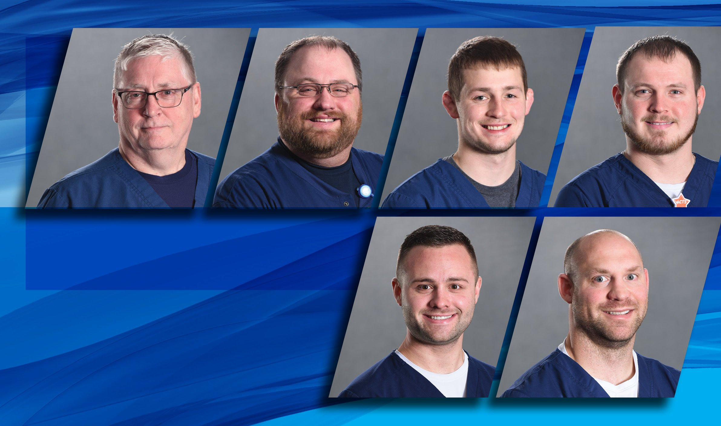Men In Blue - Health Connect Story Fall 2018