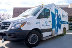 Mary Greeley Medical Center Mobile Intensive Care Unit