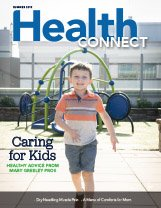 Health Connect Cover Summer 2019