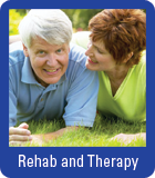 Rehab and Therapy