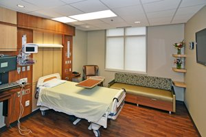 Oncology Unit at Mary Greeley Medical Center