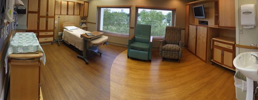 Inside Birthways at Mary Greeley Medical Center