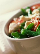 Green Bean and Basil Salad