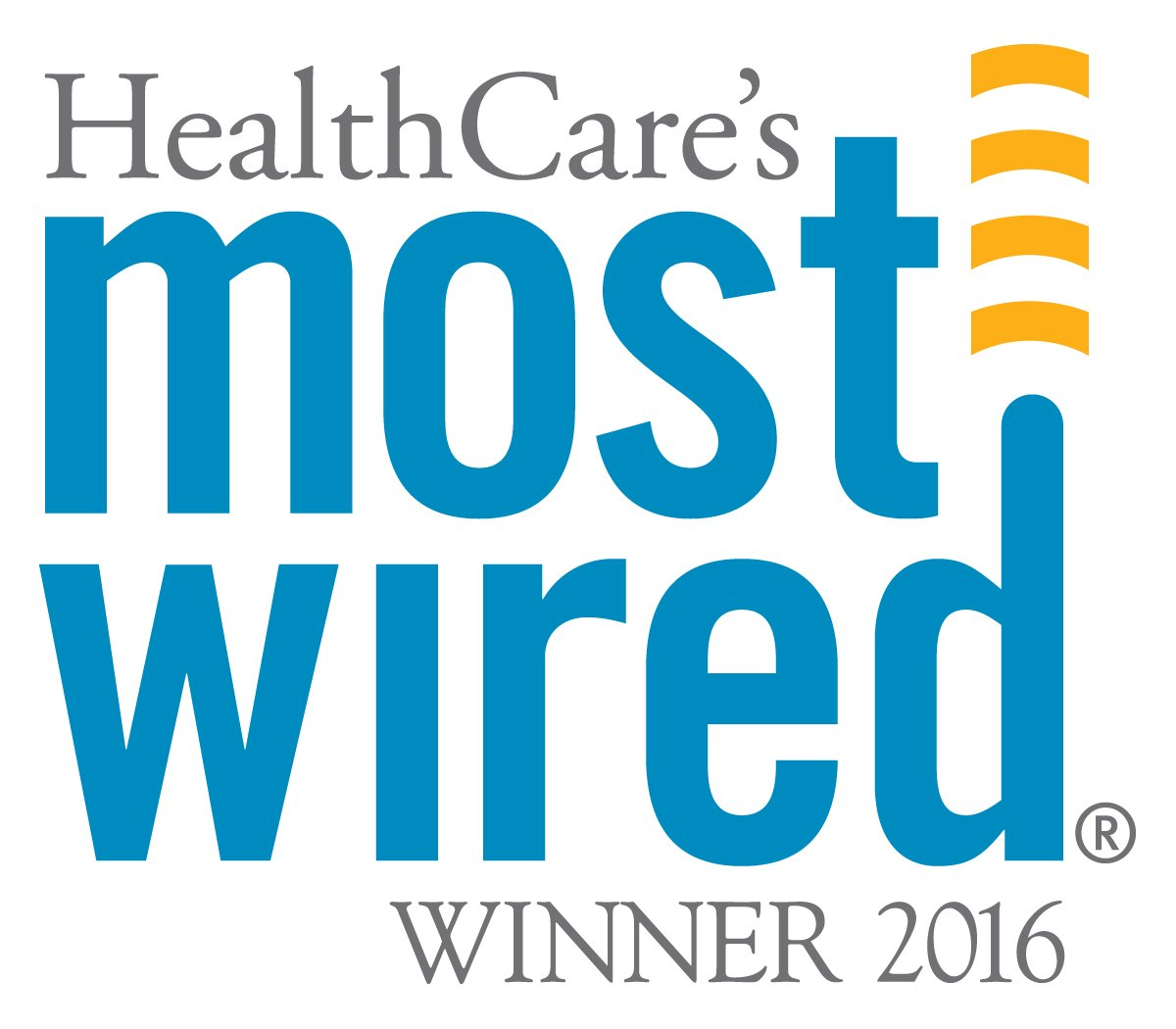 Health Care's Most Wired Winner 2016