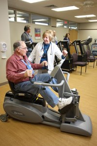 Sue Cardiac Rehab